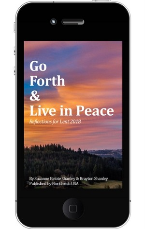 Ebooklet - Go Forth & Live in Peace: Reflections for Lent 2018
